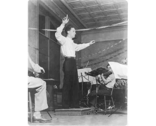 Tacoma Philharmonic Historic photo