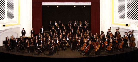 Tacoma Youth Symphony Association 50th Anniversary