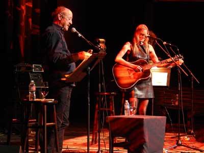 Aimee Mann & Billy Collins