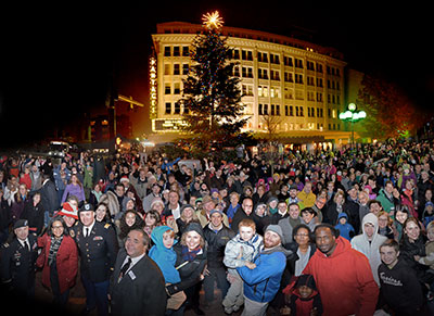 71st Annual Holiday Tree Lighting
