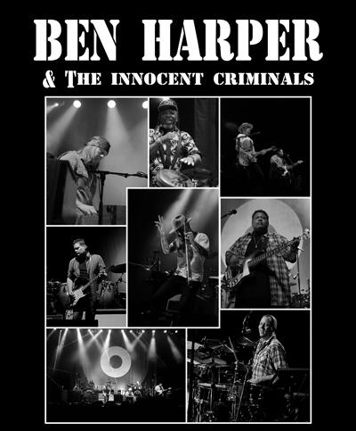 Ben Harper & the Innocent Criminals: Call It What It Is Tour